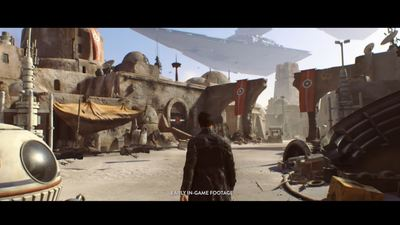 Amy Hennig insists that her upcoming game won't be 'Star Wars Uncharted'