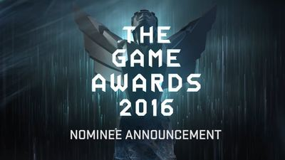 Here are the Video Game Award 2016 nominees