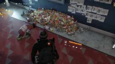 The Division's weeping woman is officially no more thanks to the latest patch