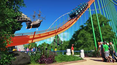 [Watch] Planet Coaster officially releases alongside new launch trailer
