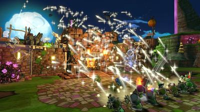 Happy Wars is heading to Windows 10 in December, will feature cross-platform support