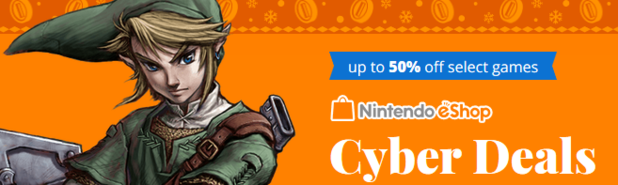 Nintendo's holiday sale begins today on Wii U and Nintendo 3DS, here's all the deals