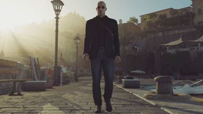 [Watch] See how Hitman's performance on PS4 Pro improves when compared to the standard console