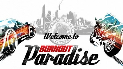 Burnout Paradise runs at a locked 60 FPS on Xbox One