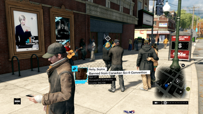 Watch Dogs 2 Civilian Banter Better Than GTA V?