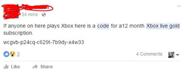 how to have xbox live gold for free codes