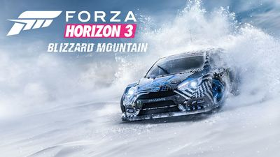 Forza Horizon 3 reveals wintry first expansion just in time for the holidays