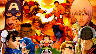 Marvel vs. Capcom 4 Reported Release in 2017