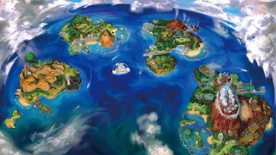 First Global Mission for Pokemon Sun and Moon is Live