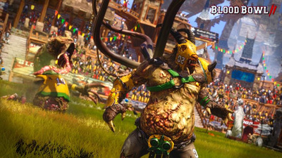 Blood Bowl 2 unleashes the stink of The Nurgle Team