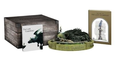 [Watch] Unboxing Collectors Edition of The Last Guardian with Shuhei Yoshida