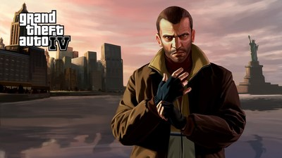 Grand Theft Auto 4 Gets its First PC Patch in Over Six Years