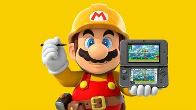 Super Mario Maker 3DS Has no Online Level Sharing