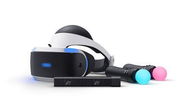 Playstation VR Sales Expectations Greatly Lowered