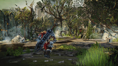 Darksiders Warmastered Edition is a free upgrade for PC players who own the original version