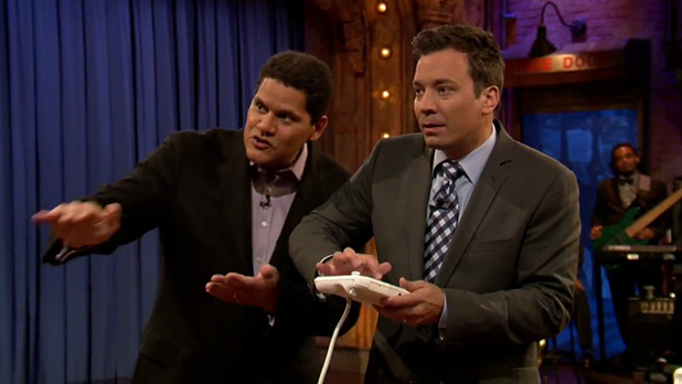 Nintendo's Reggie Fils-Aimé to appear on Jimmy Fallon next week