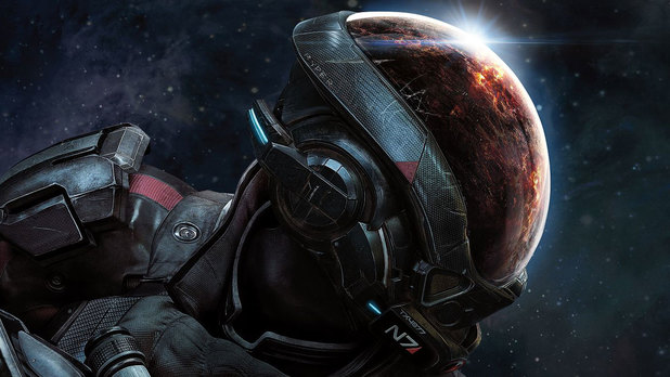 Debut Gameplay for Mass Effect: Andromeda