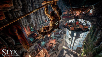 New Styx: Shards of Darkness screenshots show off a much improved look