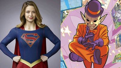 Supergirl will face off against the mischievous Mr. Mxyzptlk