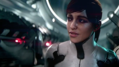 Mass Effect: Andromeda's facial animations are still a work in progress
