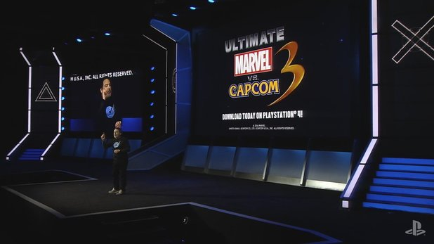 It's official! Marvel Vs Capcom Infinite is coming to PS4 in 2017