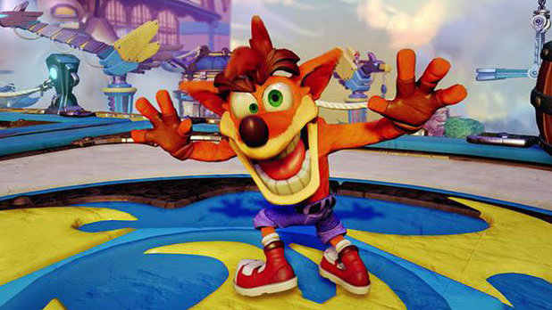 Crash Bandicoot: N-Sane Trilogy Trailer Shows Off Remastered Graphics