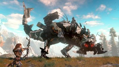 PlayStation Experience 2016: Horizon: Zero Dawn releases new trailer focusing on the mechanical wildlife