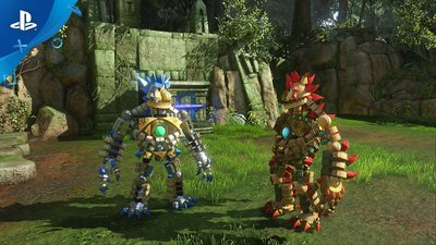 [Watch] PlayStation Experience 2016: Knack 2 is a thing... here's a trailer