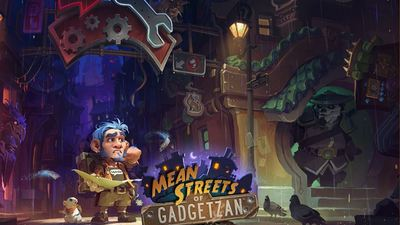 Blizzard officially releases new Hearthstone expansion, Mean Streets of Gadgetzan