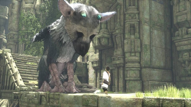 The Last Guardian Review - PlayStation 4