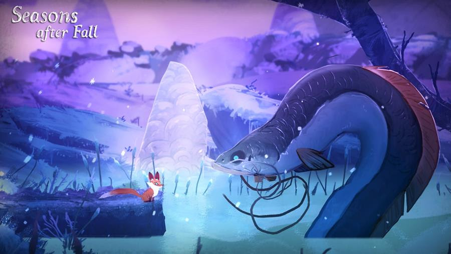 Review: Seasons After Fall is beautifully rendered platformer that wants you to kick back rather than sweat over the sticks