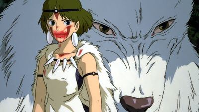 Princess Mononoke to get two day theatrical re-release in January