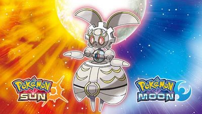 GameZone PSA: You can now get the Mythical Pokémon Magearna in Sun and Moon