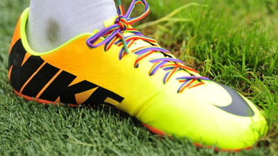 FIFA 17 accused of violating 'gay propaganda' law in Russia / photo credit: PFA