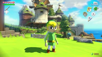 Lord of the Rings helped kill Nintendo's plans for Wind Waker 2