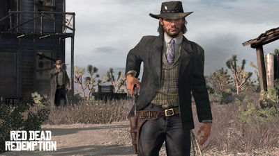 Red Dead Redemption & Undead Nightmare Featured in PlayStation Now Sale