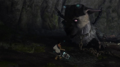 The Last Guardian Walkthrough Part 1 - Meeting Trico & Escaping the Cave