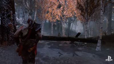 God of War PS4 is almost done shooting but still no release date in sight yet