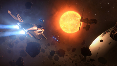 Elite Dangerous Charts a Course For PS4 in 2017