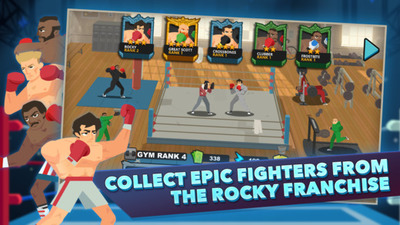 40th Anniversary of Rocky Celebrated With a Free iOS Game