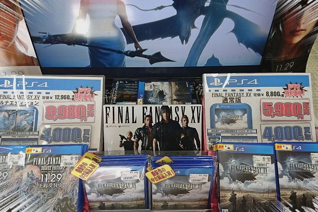 Best Final Fantasy Games Ranked From Worst to Best