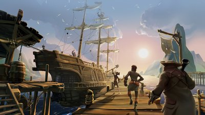 Sign Ups For Sea of Thieves Technical Alpha Now