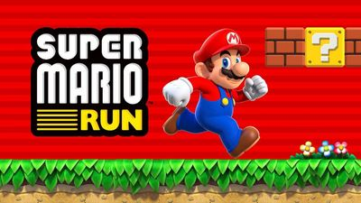Super Mario Run looks like it will gross more than $70 million within a month