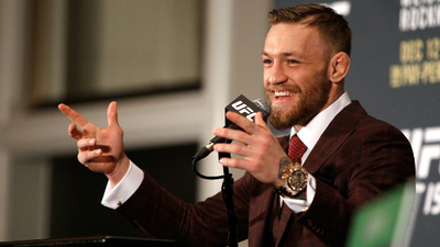 UFC's Conor McGregor to play part in Game of Thrones' next season / photo credit: Steve Marcus, Getty Images