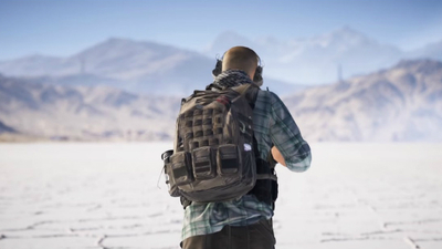 Here's a look at the complete map for Ghost Recon Wildlands