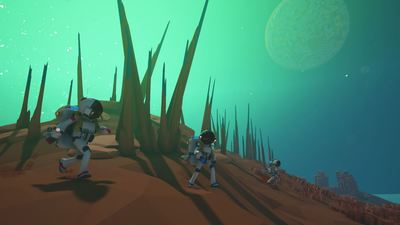 Upcoming Early Access game, Astroneer looks to fill that co-op void that No Man's Sky did not