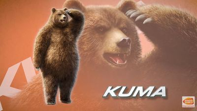 Tekken 7 injects some much needed goofiness with the reveal of Kum & Panda