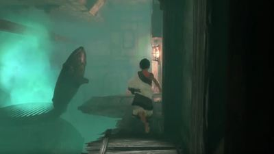 The Last Guardian Guide Part 4: Ruins, Blue Smoking Pot, More Guards