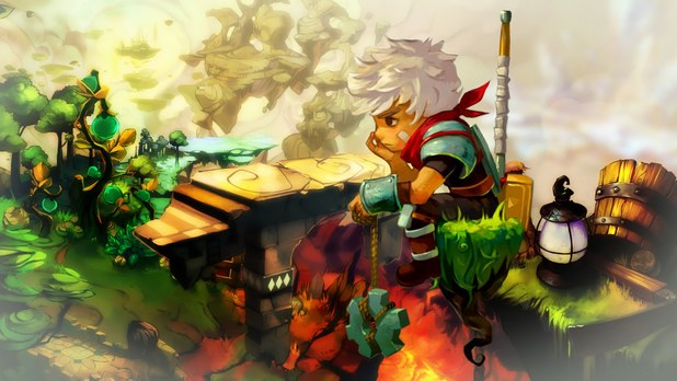 Bastion Released for Xbox One - Free if Already Owned on Xbox 360
