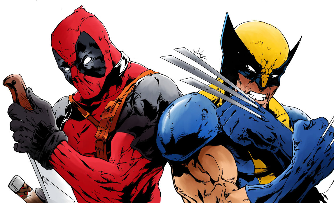 deadpool and wolverine relationship